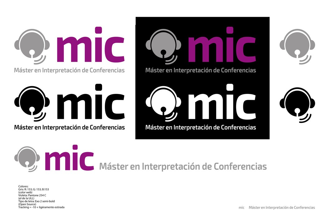Logotipo mic
