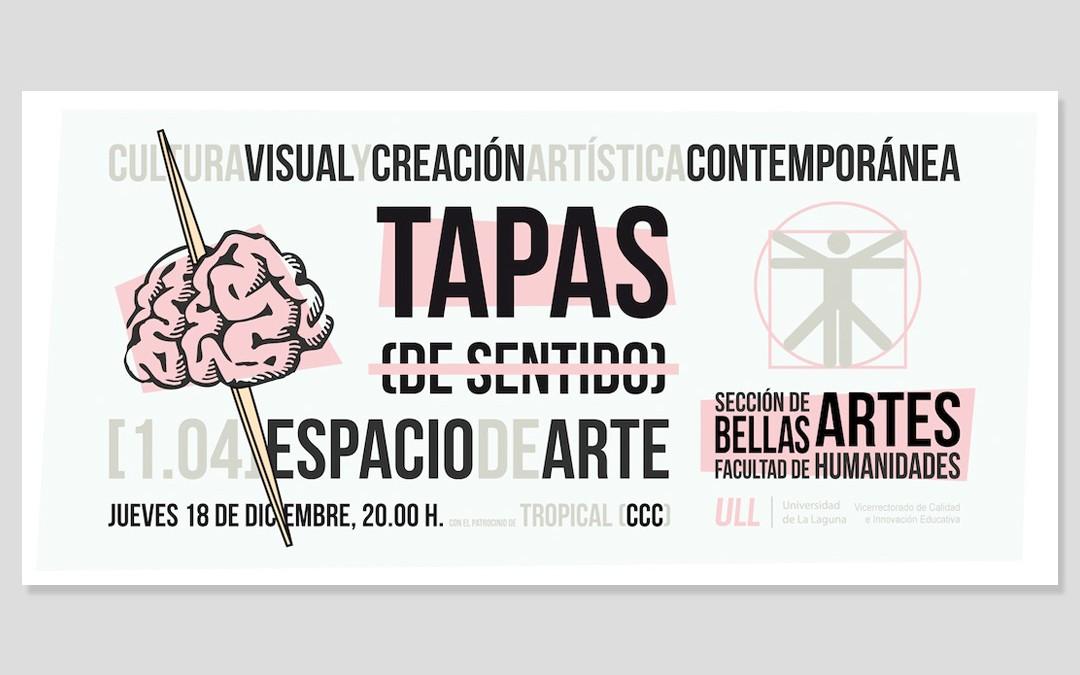 Tarjeton Tapas- Cultura Visual