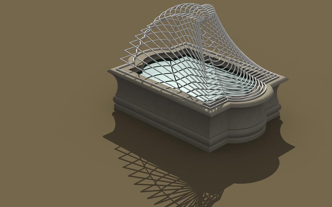 Diseño y fabricación digital de formas complejas mediante RHINOCEROS y GRASSHOPPER. Aplicaciones creativas.