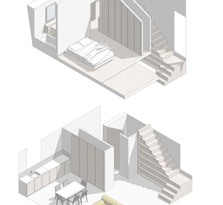 Diseño BIM con Autodesk Revit para la Fabricación Digital de maquetas de Arquitectura de Interiores y Decoración