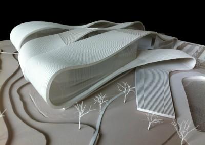 Diseño BIM con Autodesk Revit para la Fabricación Digital de Maquetas Arquitectónicas