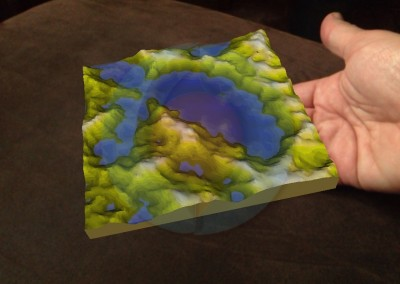 Diseño y modelado de contenidos 3D para Realidad Aumentada y Fabricación Digital