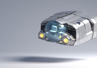 Diseño de escenarios y props para videojuegos con Blender